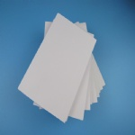 Fireproof pvc celuka sheet